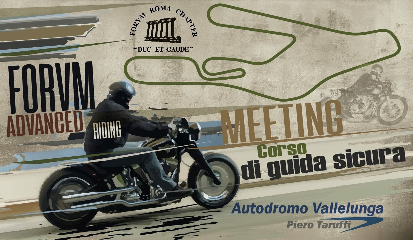Forvm Advanced Riding Meeting - Vallelunga