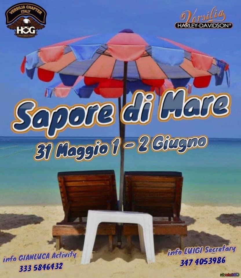 Sapore di Mare by Versilia Chapter