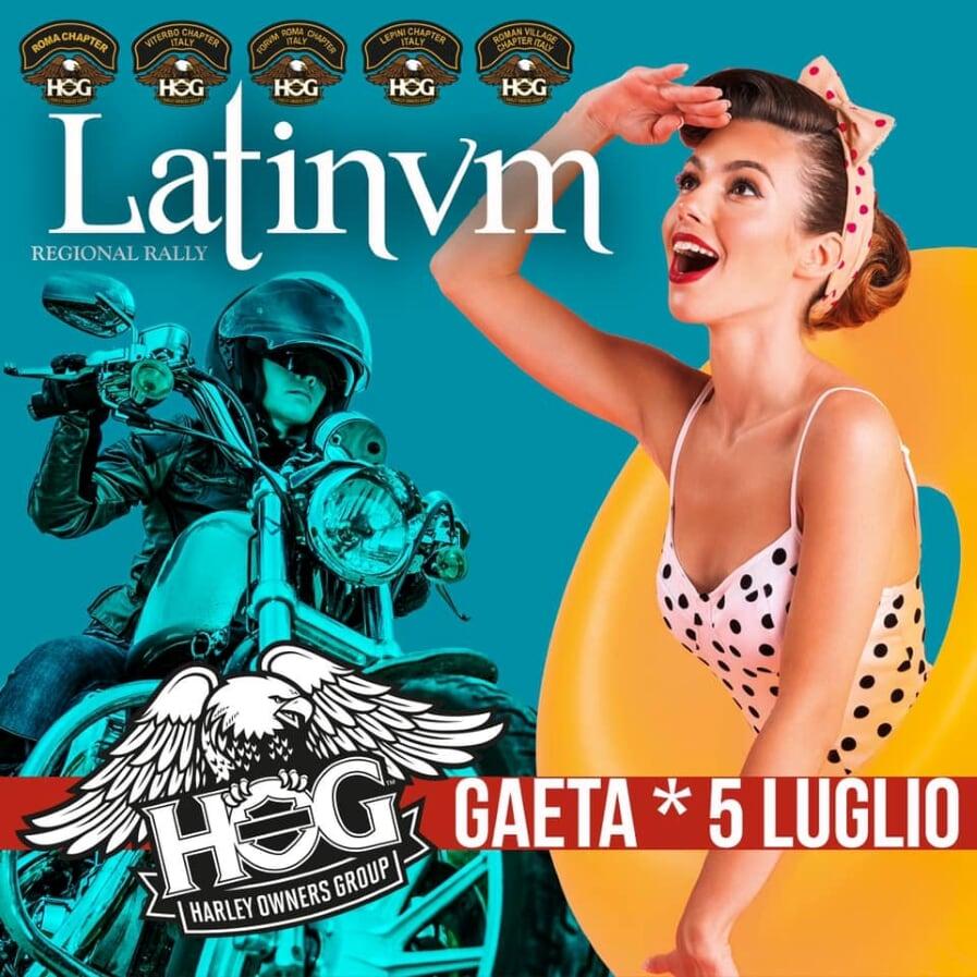 Latinvm Regional Rally - Gaeta 5 Luglio 2019