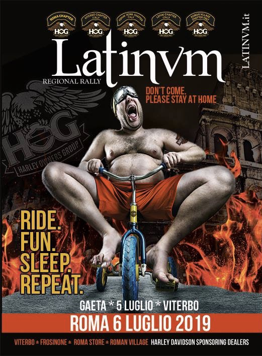 Latinum Regional Rally 5-6 Luglio 2019