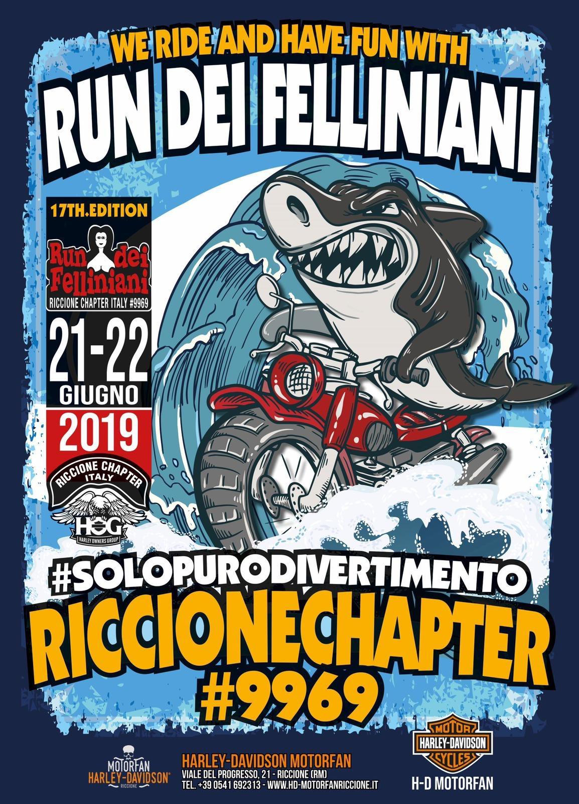 Run dei Felliniani by Riccione Chapter