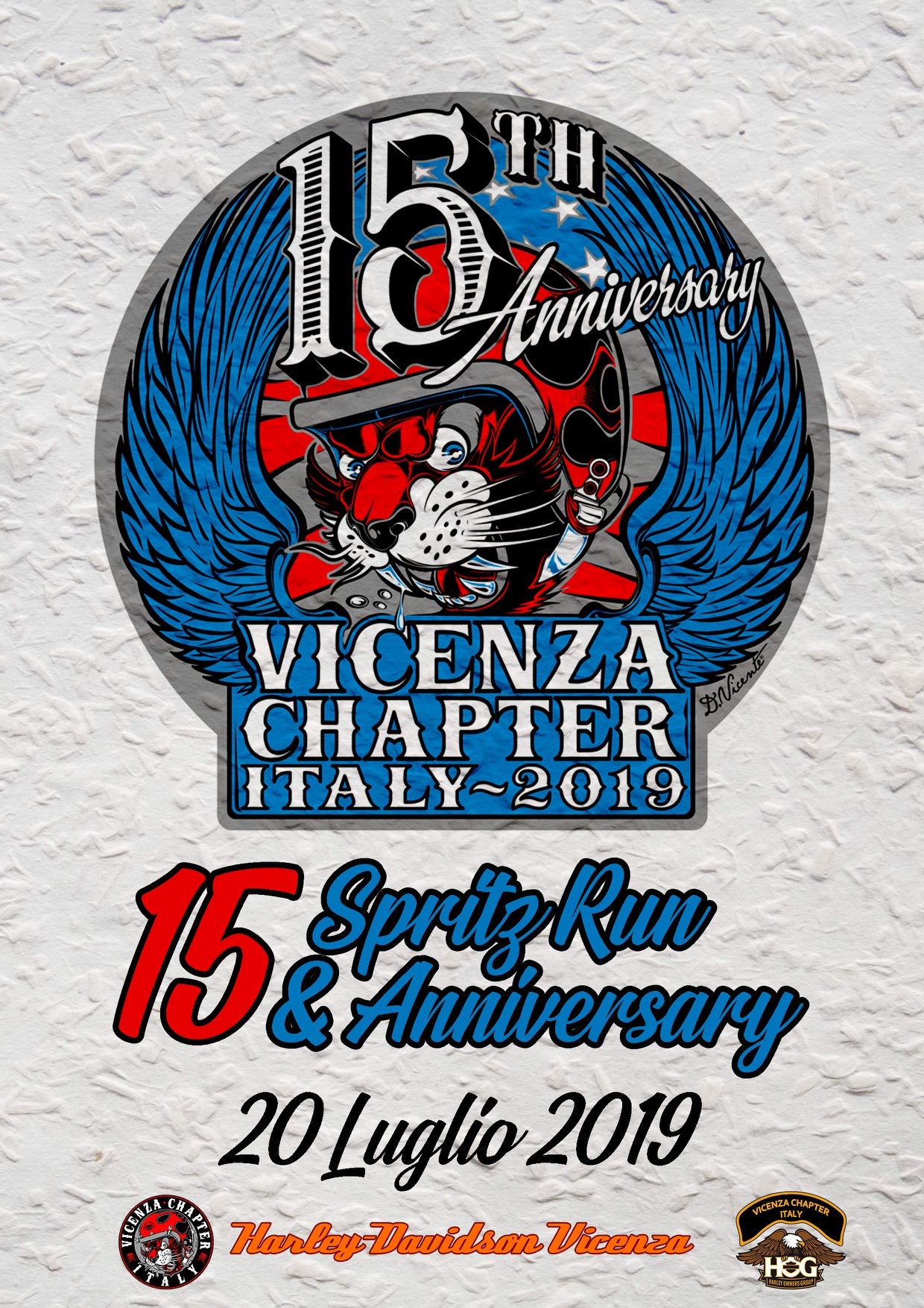 XV Spritz Run 2019 by Vicenza Chapter