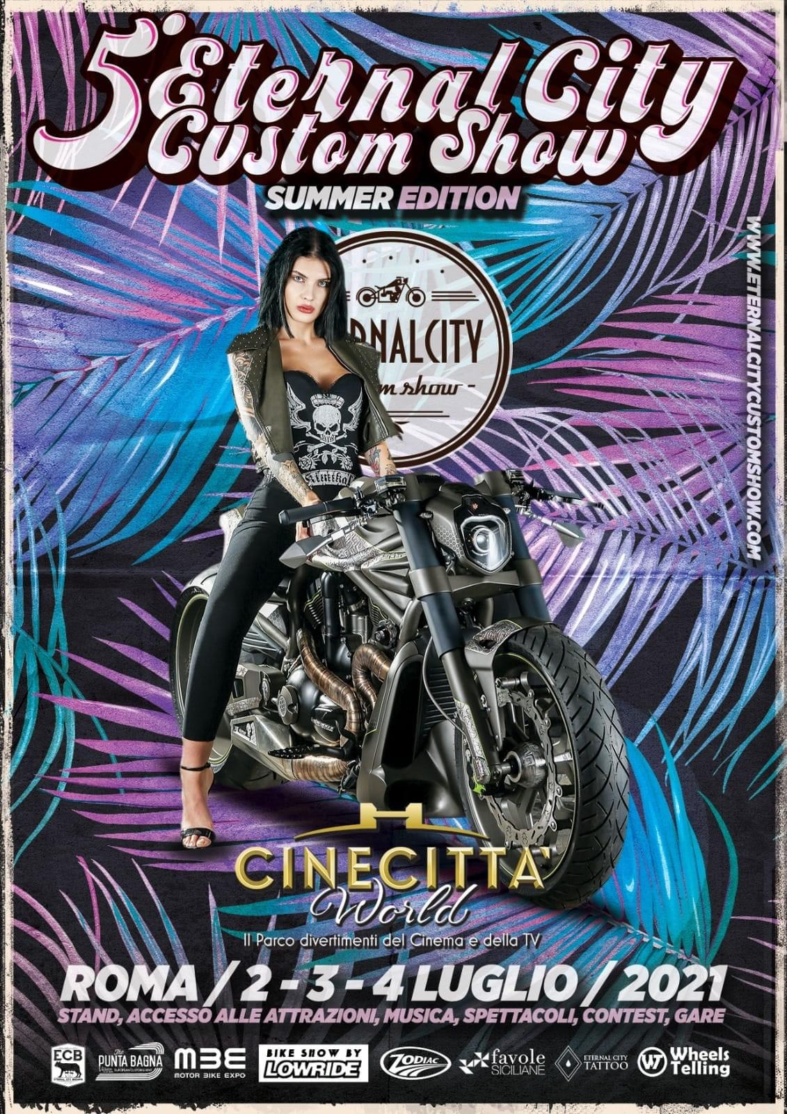 5° Eternal City Custom Show